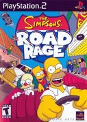 Cover zu The Simpsons: Road Rage - PlayStation 2