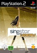 Cover zu SingStar Legends - PlayStation 2