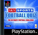 Cover zu Sky Sports Football Quiz - PlayStation