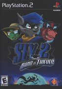 Cover zu Sly 2: Band of Thieves - PlayStation 2