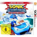 Cover zu Sonic & All-Stars Racing: Transformed - Nintendo 3DS