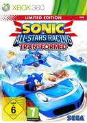 Cover zu Sonic & All-Stars Racing: Transformed - Xbox 360