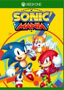 Cover zu Sonic Mania - Xbox One