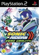 Cover zu Sonic Riders: Zero Gravity - PlayStation 2