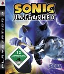 Cover zu Sonic Unleashed - PlayStation 3