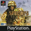 Cover zu Spec Ops: Airborne Commando - PlayStation