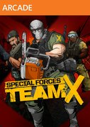 Cover zu Special Forces: Team X - Xbox Live Arcade