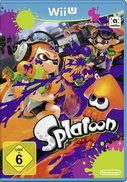 Cover zu Splatoon - Wii U