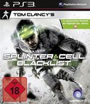Cover zu Splinter Cell: Blacklist - PlayStation 3