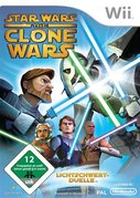 Cover zu Star Wars: The Clone Wars - Lichtschwert-Duelle - Wii