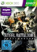 Cover zu Steel Battalion: Heavy Armor - Xbox 360