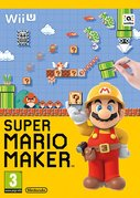 Cover zu Super Mario Maker - Wii U