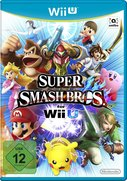 Cover zu Super Smash Bros. - Wii U