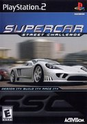 Cover zu Supercar Street Challenge - PlayStation 2