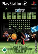 Cover zu Taito Legends - PlayStation 2