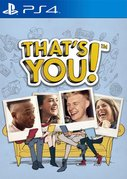Cover zu That's You - PlayStation 4