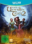 Cover zu The Book of Unwritten Tales 2 - Wii U