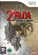 Cover zu The Legend of Zelda: Twilight Princess - Wii
