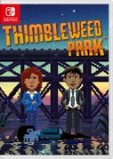 Cover zu Thimbleweed Park - Nintendo Switch
