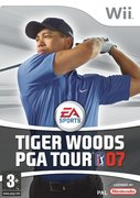 Cover zu Tiger Woods PGA Tour 07 - Wii