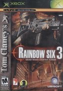 Cover zu Rainbow Six 3 - Xbox