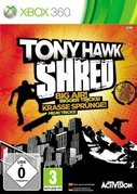 Cover zu Tony Hawk: Shred - Xbox 360