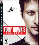 Cover zu Tony Hawk's Project 8 - PlayStation 3