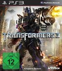 Cover zu Transformers 3 - PlayStation 3