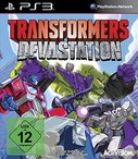 Cover zu Transformers: Devastation - PlayStation 3