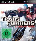 Cover zu Transformers: War for Cybertron - PlayStation 3