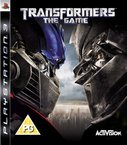 Cover zu Transformers: The Game - PlayStation 3