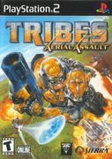 Cover zu Tribes: Aerial Assault - PlayStation 2