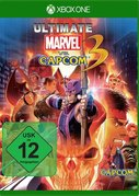 Cover zu Ultimate Marvel vs. Capcom 3 - Xbox One