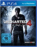 Cover zu Uncharted 4: A Thief's End - PlayStation 4