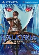 Cover zu Valkyria Revolution - PS Vita