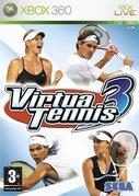 Cover zu Virtua Tennis 3 - Xbox 360