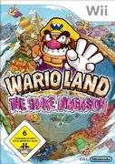 Cover zu Wario Land: Shake It! - Wii