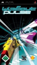 Cover zu WipEout Pulse - PSP