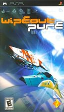 Cover zu Wipeout Pure - PSP