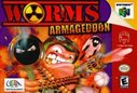 Cover zu Worms Armageddon - Nintendo 64