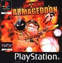 Cover zu Worms Armageddon - PlayStation