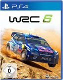 Cover zu WRC 6 - PlayStation 4