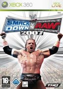Cover zu WWE SmackDown vs. Raw 2007 - Xbox 360