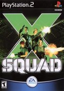 Cover zu X Squad - PlayStation 2