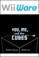 Cover zu You, Me, and the Cubes - Wii
