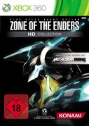 Cover zu Zone of the Enders HD Collection - Xbox 360
