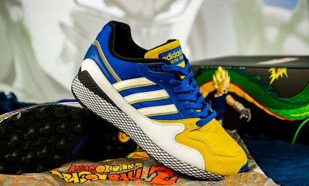 "Die Adidas Ultra Tech ""Dragonball Z Pack - Vegeta"""