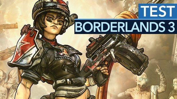 Borderlands 3 - Video Test: Bombastischer Triumph mit nur einer Enttäuschung