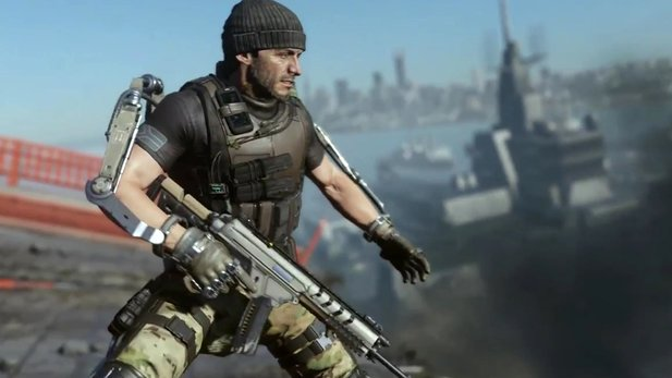 Call of Duty: Advanced Warfare - 7 Minuten Kampagnen-Gameplay auf der Golden Gate Bridge