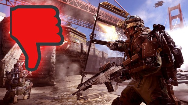 Call of Duty: Advanced Warfare - Die schlimmsten Dinge am Multiplayer-Modus